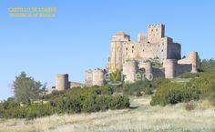 Castillo de Loarre, provincia de Huesca, Aragón