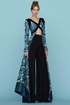Ulyana Sergeenko | Spring/Summer 2015 Couture Collection via Designer Ulyana Sergeenko | January 27, 2015 | Gorgeous design