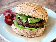 Think meatless means tasteless? Think again. These mouthwatering patties, made with earthy, umami black lentils, and creamy pumpkin puree will change your mind about vegetarian burgers. Made with wholesome legumes, and veggies, these patties can be served as burgers on a whole grain bun, or on bun-less with a green salad. Try this recipe (it …