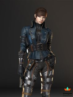 This HD wallpaper is about female videogame character digital wallpaper, CrossFire, PC gaming, Original wallpaper dimensions is file size is Female Character Concept, Game Character, Zbrush, Science Fiction, Samurai, Chica Fantasy, Female Armor, Female Knight, Art Manga
