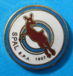 BELLISSIMO DISTINTIVO PIN - SPAL CALCIO S.p.A. - cod. 54