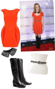 """""""Bridget Mendler"""" by peachhearts ❤ liked on Polyvore"""