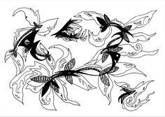 Francois Pretorius - Of Heart & Home 016 Rooster, African, Fine Art, Heart, Illustration, Artist, Animals, Design, Animaux