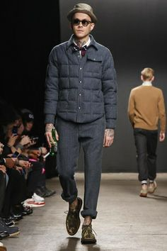 Mark McNairy Ready To Wear Fall Winter 2014 New York - NOWFASHION
