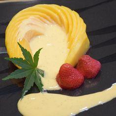 Fresh Mango with anglais sauce  フレッシュマンゴーアングレーズソース添え  #kaiseki #cuisine #kitaohji #mango #anglais #マンゴー #アングレイズ #japanesefood #instafood #foodpic #foodporn #japanesecuisine #authenticjapanesecuisine #dinner #yum #yummy #thonglor #bangkok #sukhumvit #อาหารญ by takashi.kitahara