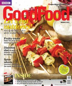 BBC Good Food ME - 2013 November