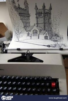 The Talent of the Typewriter.