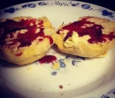 Recipe Pumpkin Scones by Pontifek - Recipe of category Baking - savoury