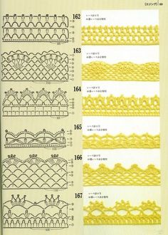 Le blog de hanim - Crochet, collier, broderie, dentelle, bonnet, grille gratuit