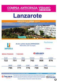 15% Compra Anticipada Hotel Hipotels La Geria salidas desde Zaragoza ultimo minuto - http://zocotours.com/15-compra-anticipada-hotel-hipotels-la-geria-salidas-desde-zaragoza-ultimo-minuto/