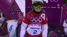 Canadian Justine Dufour-Lapointe wins moguls gold - Sochi 2014 Olympics