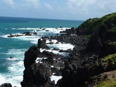 Black Rocks St. Kitts