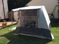 Cabanon-4-man-frame-tent & Cabanon-4-man-frame-tent   Frame Tents Retro   Pinterest   Tents
