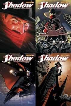 THE SHADOW #1: 1938: The Shadow returns in a tale of blazing action and deadly intrigue, as a night of carnage on the New York waterfront plunges the mysterious vigilante into a conspiracy involving the fate of the world itself. As storm clouds gather across the globe, American Military Intelligence meets with a certain Lamont Cranston, determined to beat a host of spies and assassins to the greatest prize of all... but what that might be, only the Shadow knows.
