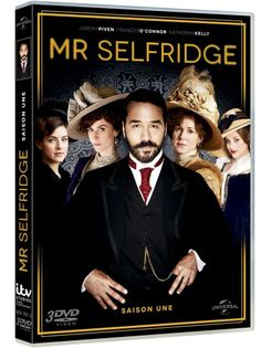 Mr Selfridge - Saison 1 SERIE TV | DVD - NEUF