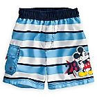 Mickey Mouse Swim Trunks for Boys   Swimwear   Disney Store