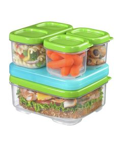 5 Clever Lunch Containers