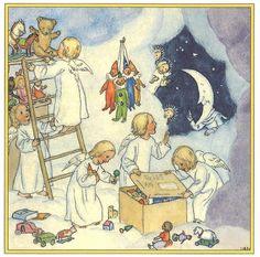 Weihnachten mit Ida Bohatta   Ars Edition (München, 1998)   de.wikipedia.org/wiki/Ida_Bohatta