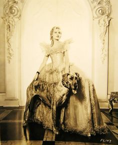 Happy Throwback Thursday! Madeleine Carroll pictured here in a scene from the 1935 movie, Loves of a Dictator is our Dane Dame of the week!