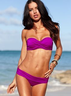Bought this bikini to motivate myself! Trying to get a beach-ready body