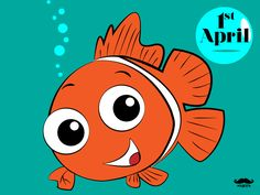 1st April!fish!   Pesce d'Aprile!