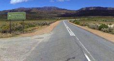 Muiskraal Pass                   Trygve Roberts