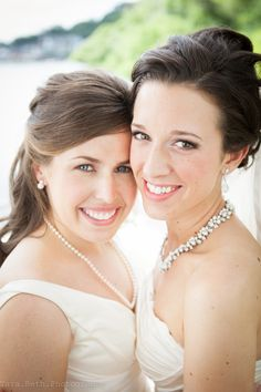 Lesbian Wedding: Megan & Katie, 16 Aug 2013