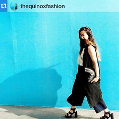Minskat Copenhagen Lea Black Croc 'in action' #Repost @thequinoxfashion with @repostapp.  Photo by @intizintira  #fblogger #thequinoxfashion #manchesterfashionbloggers #thai #thaifashionbloggers #instafashion #instabloggers #vscocam #style #fashion #ootd #lookbook #ombre #warehouse #kimono #newlook #heels #minskatcopenhagen #minskatstyle #coloroftheweek #danishdesign #minskatlea #blackleather #handbag #fashionista #fashionista #sun #sunshine #happy #hair #instafashion