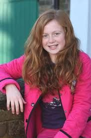 Maisie Smith from Eastenders plays the role of Tiffany butcher.