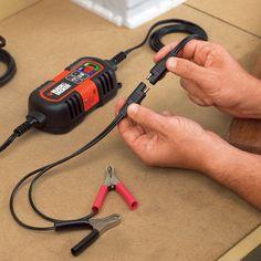 Amazon.com: Black & Decker BM3B 6V and 12V Battery Charger / Maintainer: Automotive