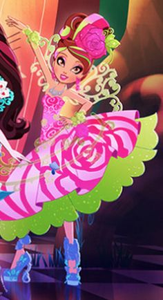 Ever After High Way Too Wonderland Briar Beauty
