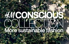 H&M sustainable clothing initiatives through their Conscious Collection and Long Live Fashion campaign are setting a new tone for mainstream fashion.