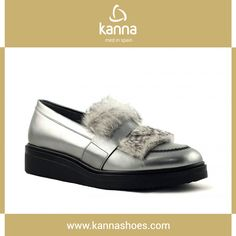 http://www.kannashoes.com/menu/tienda/otono-invierno-1617/id201-ki6691-liquid-metal-pelo-piombo-gris.html  #shoes #kannashoes #kanna #autumn #winter #newseason #fashion #woman #fashion
