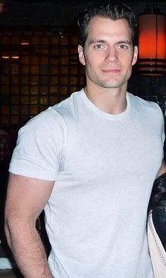 I need a lawyer, cuz what I wanna do with ya Cavill should be illegal...lol!!! ;)