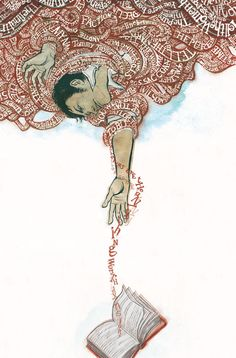 (via yuko shimizu selected recent illustrations – COVERS –)