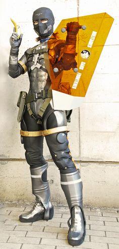 Metal Gear Cosplay Awesome Cosplay, Best Cosplay, Cartoon Toys, Metal Gear, Playground, Deadpool, Snake, Video Games, Nerd