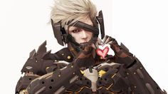 Kawaii Raiden #MetalGearSolid #mgs #MGSV #MetalGear #Konami #cosplay #PS4 #game #MGSVTPP