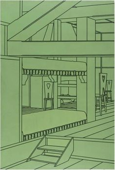 Patrick caulfield i like this because of just the simple for Martin craig bathroom design studio