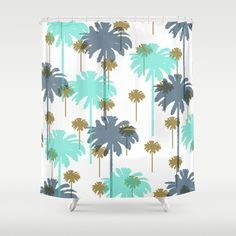 Paradise+Sailiing+C4+Shower+Curtain+by+Christine+Parrish+Coastal+Designs+-+$68.00