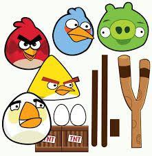 angry birds party - Buscar con Google