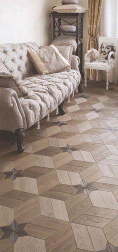 That floor. ..