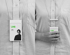 """다음 @Behance 프로젝트 확인: """"LINE ID CARD + MAGNETIC CASE"""" https://www.behance.net/gallery/14989627/LINE-ID-CARD-MAGNETIC-CASE"""