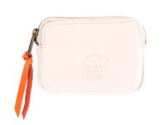 Herschel Supply Co. 'Oxford' Bone Leather Zipped Pouch Wallet   Pure Luxuries
