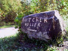 Butcher Hollow, Van Lear, Home of Loretta Lynn (KY)