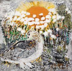 Reidar Särestöniemi Oil Painting Techniques, Own Home, Finland, Colours, Landscape, Artwork, Flowers, Artists, Scenery