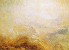 Joseph Mallord William Turner - Val d'Aosta, 1840-50
