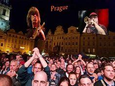Великолепное выступление на фестивале джаза в Праге