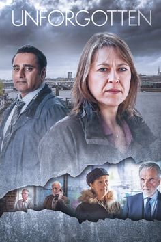 Unforgotten / S: / Ep. 18 / Crime/Drama [UK] / Stars: Nicola Walker, Sanjeev Bhaskar, Trevor Eve / Police start to investigate when the bones of a young man are found under the footings of a demolished house 39 years after his murder. Tom Courtenay, Happy Valley, Tv Series To Watch, Movies To Watch, Best Tv Shows, Movies And Tv Shows, Mystery Show, British Mystery Series, Tv Detectives