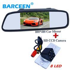 43ff745237f546495051d1a470128e33 vw touareg vw passat 3 in 1 hd 7 lcd car mirror monitor dvd video screen for rear view Rear View Mirror Clip Art at suagrazia.org