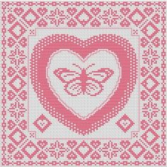 Zoom - Heart and Butterfly